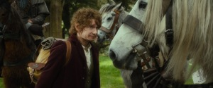 """""""So, it's gonna be one hell of a walk to the Lonely Mountain. How long do you think it will take?"""""""