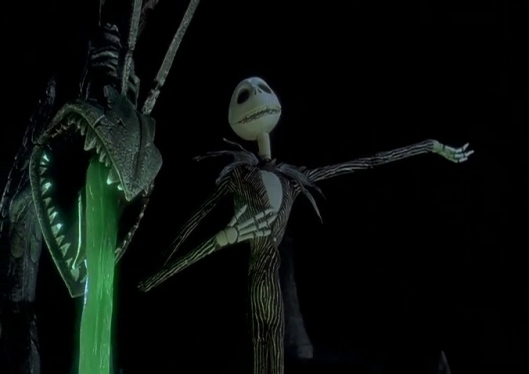 Behold, everyone's favorite stop-motion skeleton that doesn't fight toga-clad warriors.