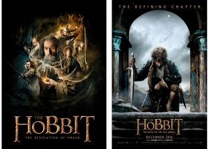 hobbit-posters