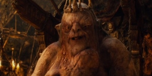 """I am a nice goblin, not a mindless eating machine. Dwarves are friends, not food."""
