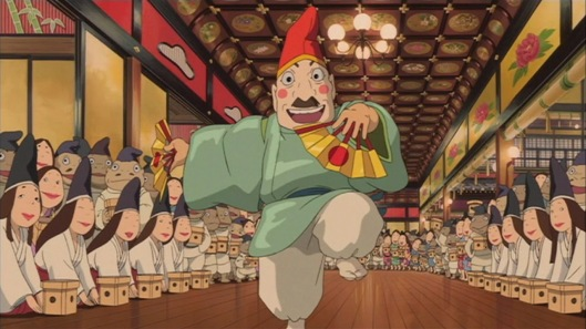 May Review Spirited Away 2001 Up On The Shelf