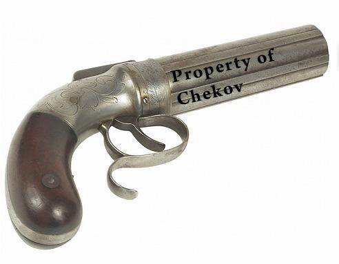 chekov's gun