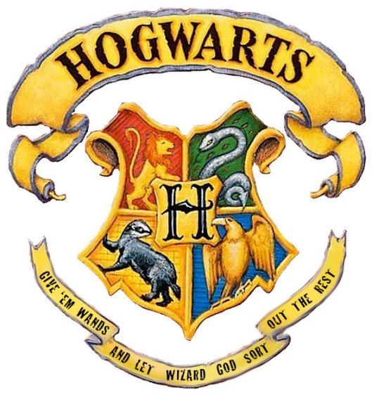 hogwarts altered logo