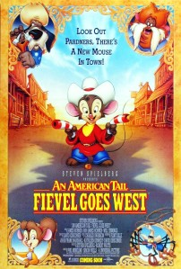 Fievel Goes West poster