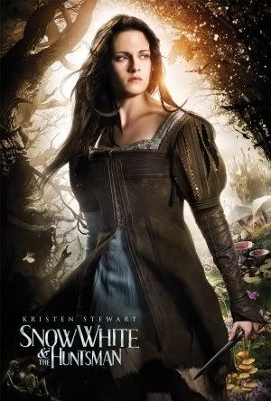 snow white huntsman poster