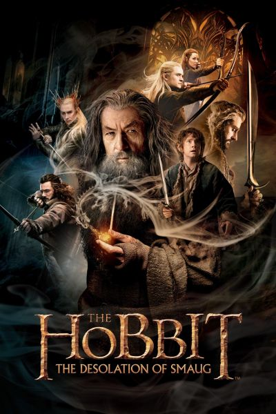 June Review The Hobbit The Desolation Of Smaug 2013 Up On The Shelf